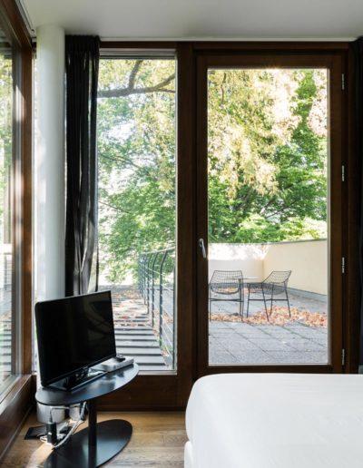 Room Lake View con terrazzo