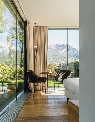 Interno della Suite Lak View